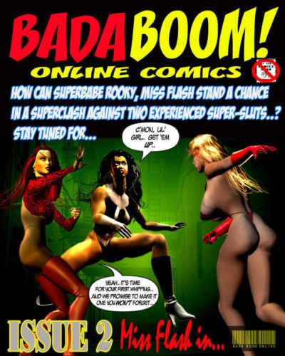 Bada Boom Miss Flash 2 [English]