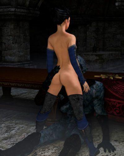 Hibbli3D – Sorceress Lori Beyond Death ( story + pics ) - part 6