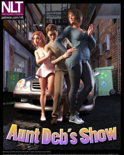 NLT Media - Aunt deb show