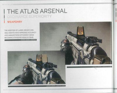 Call of Duty Advanced Warfare Soldier Manual - part 2