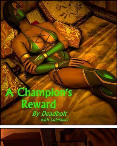 [Deadbolt] Champion´s Reward [Mortal Kombat] [English]