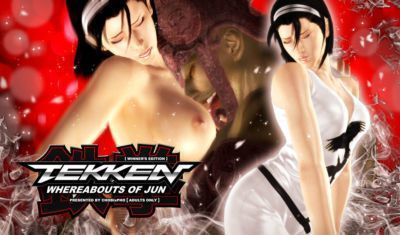 TEKKEN/ WHEREABOUTS OF JUN [CHOBIxPHO]