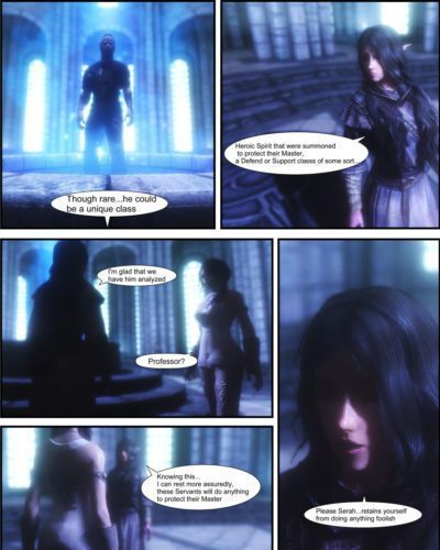 Fate Enigma [1-3] - part 3