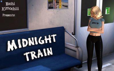 "\""Midnight Train\"" (erotic 3D) (English ver.) Uncensored (+18) (3d hentai animation) \""Ecchi Kimochiii\"""