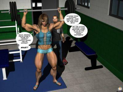 [kakaka] Muscular MOM - part 4