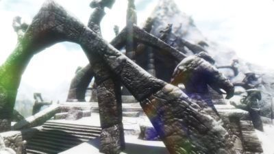 Skyrim of 2074: Beginner