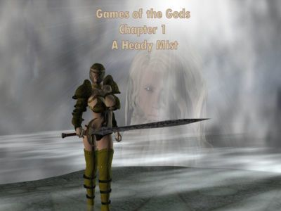 Angelo Michael - Games of The Gods 1