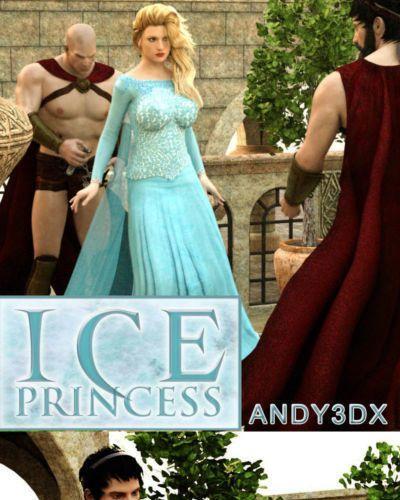 [Andy3dx] Ice Princess
