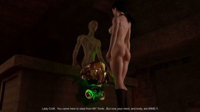 DarkSoul3D - Tomb Raider - The Death Mask of
