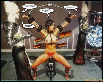 [Mitru] Hip Girl - Captive of Guul 1-8 - part 5