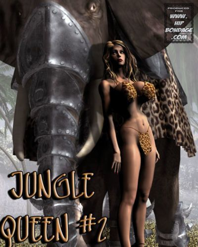 [Badaboom] Jungle Queen #2