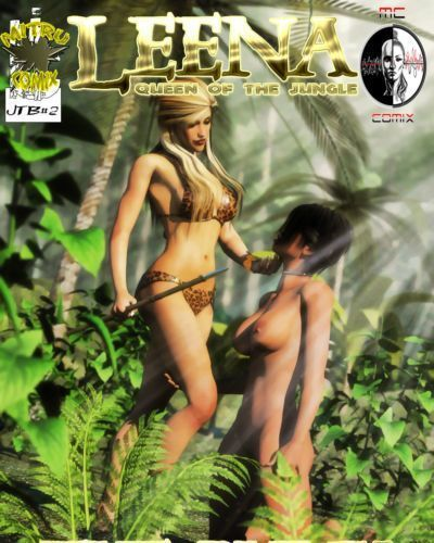 [Mitru] Leena - Queen of The Jungle #2