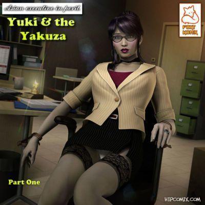 [Foxy Komix] Yuki and the Yakuza 1-2