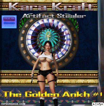 [B69] The Golden Ankh - Chapter 1-4