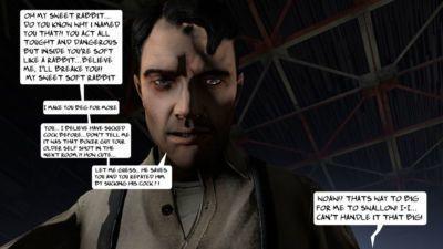 "Bioshock Infinite \""The end\"" Comic (update 6) (Lenaid) - part 2"