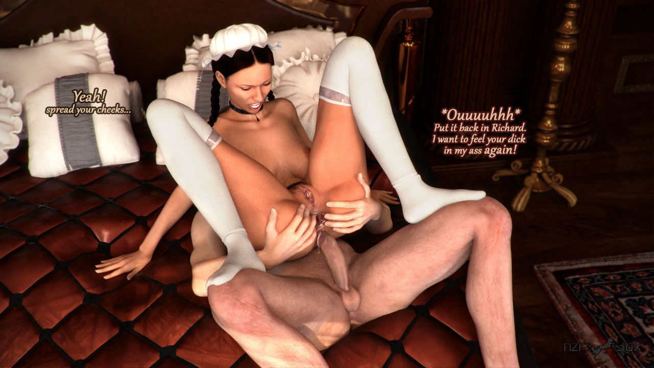 HZR – The Crafty Maid - part 5