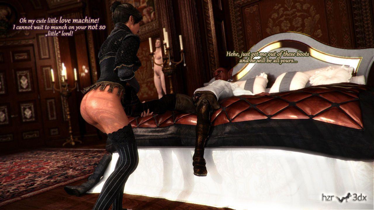 HZR – The Crafty Maid - part 6