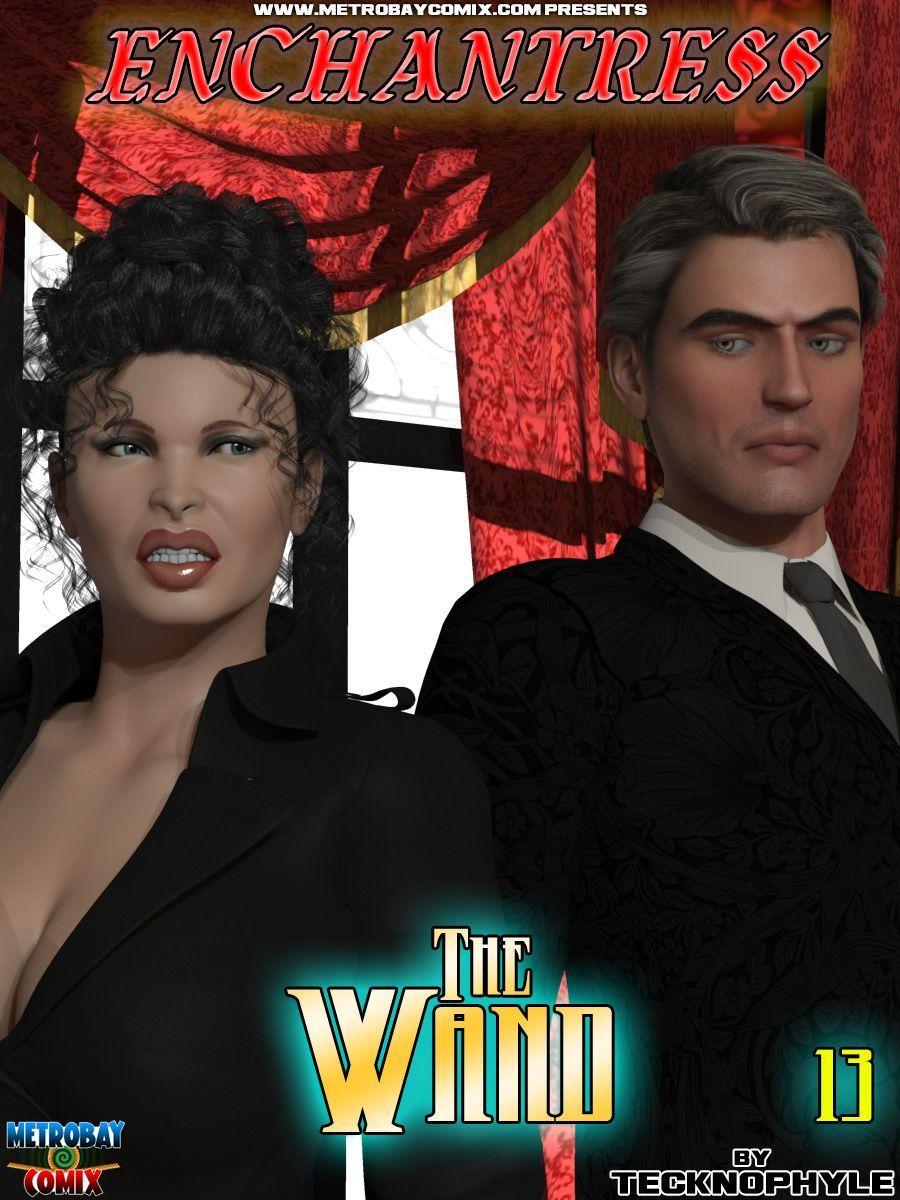 [Tecknophyle] Enchantress - The Wand (Complete) - part 12