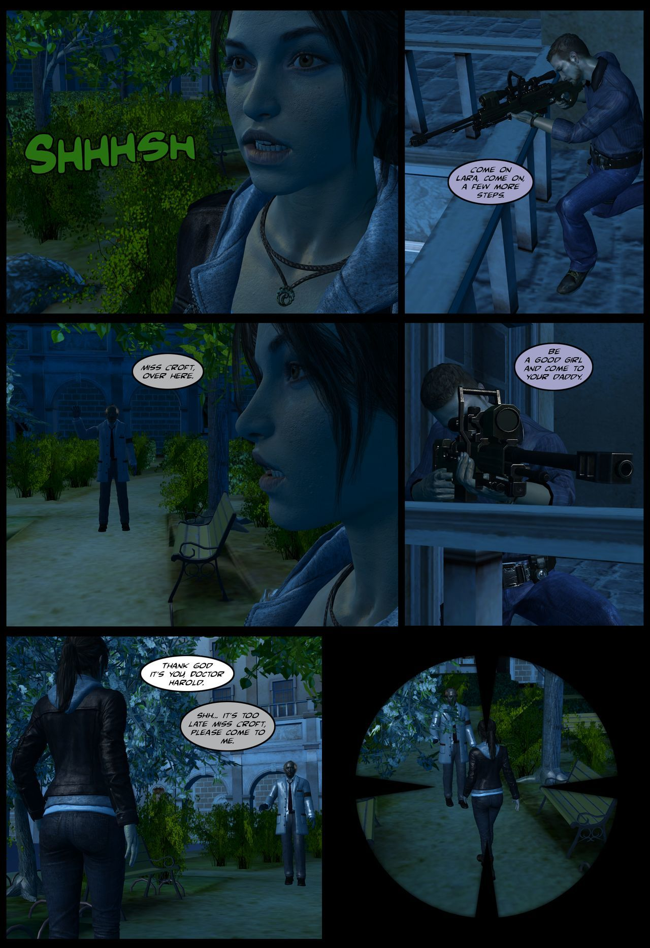 Adventures of Hostel - chapter 1-2 - part 4