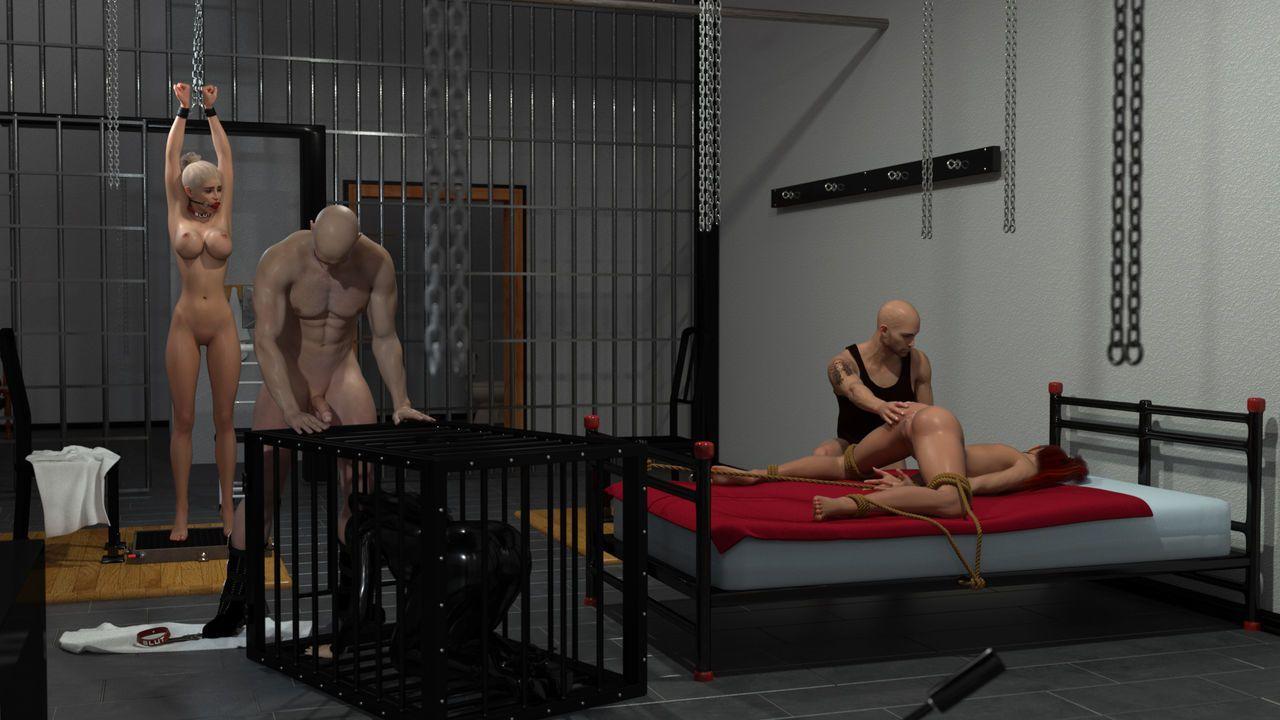 3DZEN – Shades of Darkness 2 – Kari & Zoey - part 6