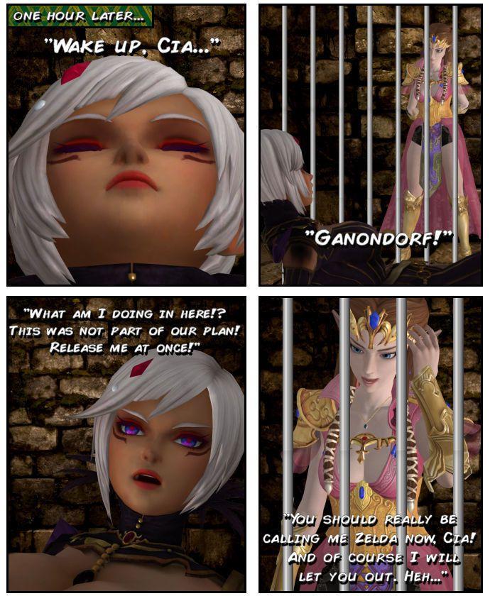 Princess of Hyrule