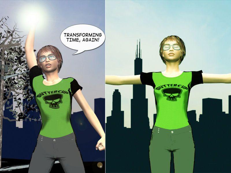 Hero Slutification (Ongoing) - part 2