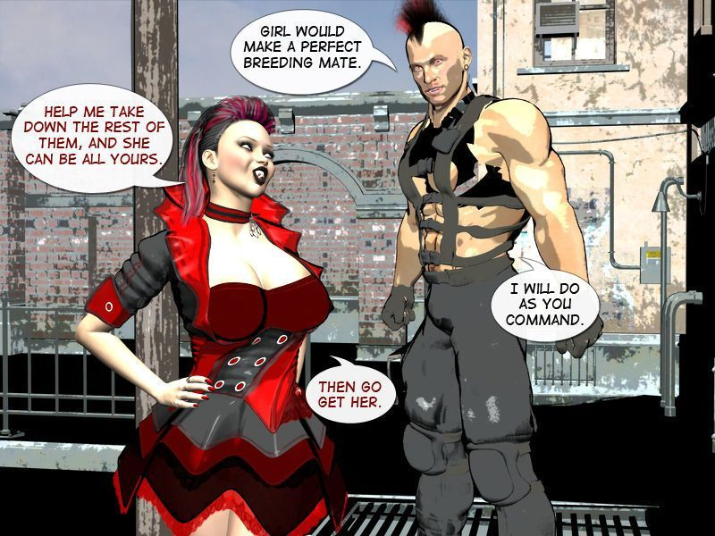 Hero Slutification (Ongoing) - part 3