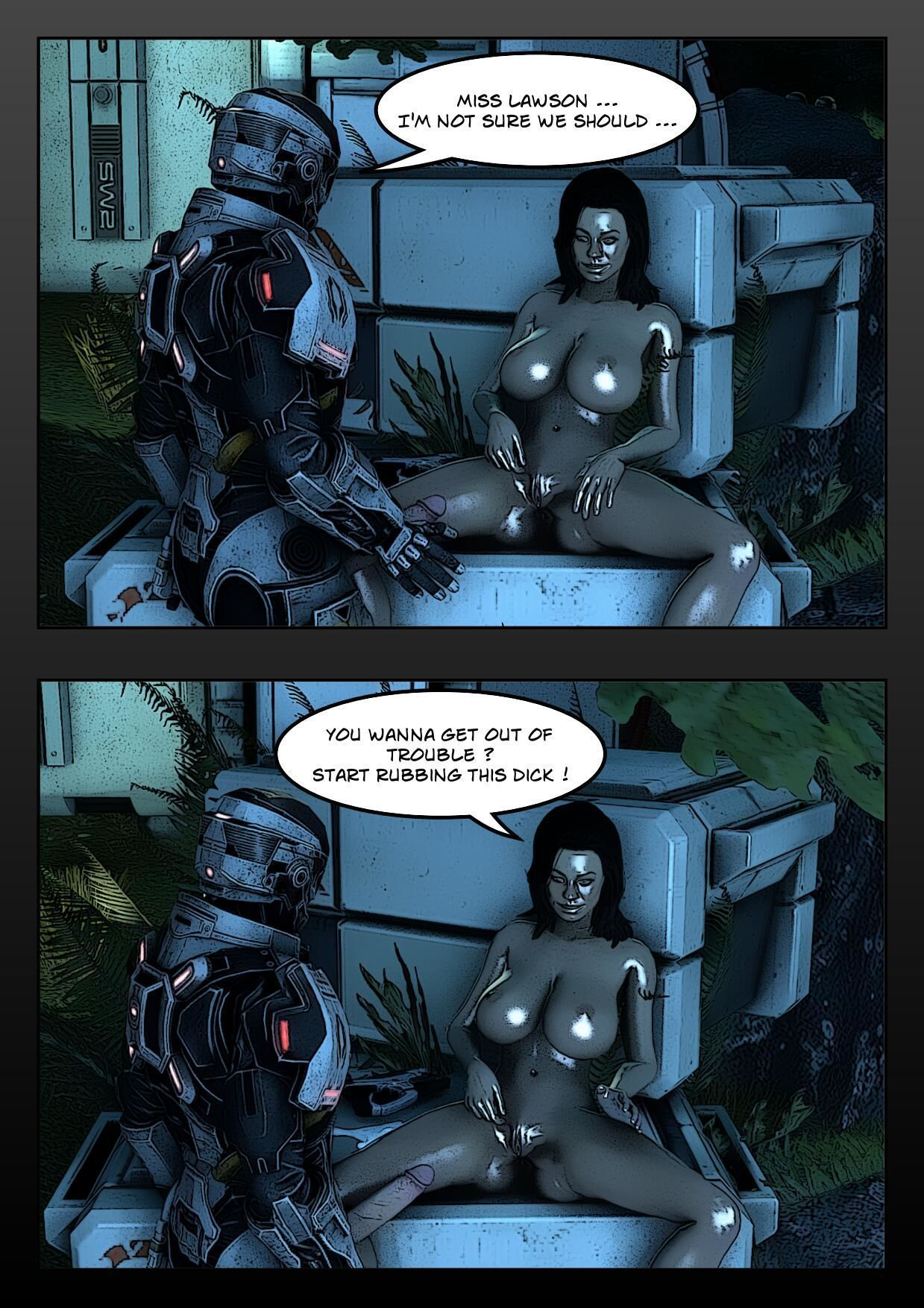 [KelSFM] The outpost Issue 001 (Mass Effect)