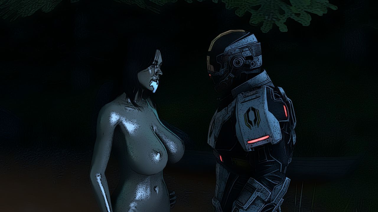 [KelSFM] The outpost Issue 001 (Mass Effect) - part 6