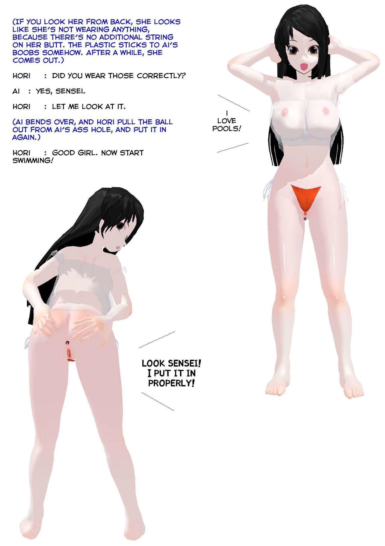 fiction life of ai shinozaki - part 2