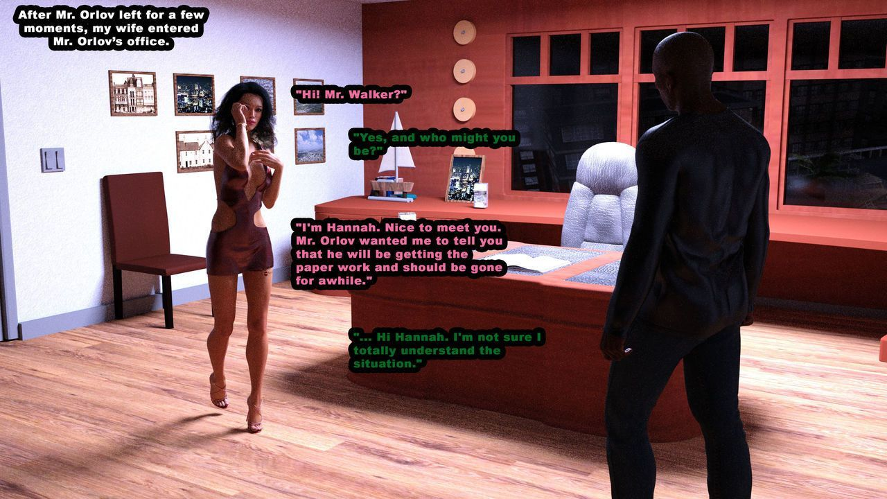 [3Diddly] Hannah\'s Corruption Chapter 6