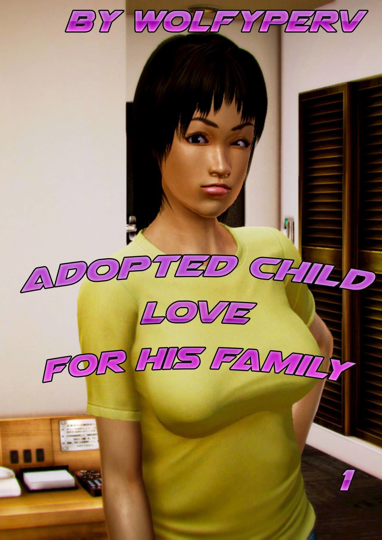 [Wolfyperv] Adopted Child Love for his Family 1