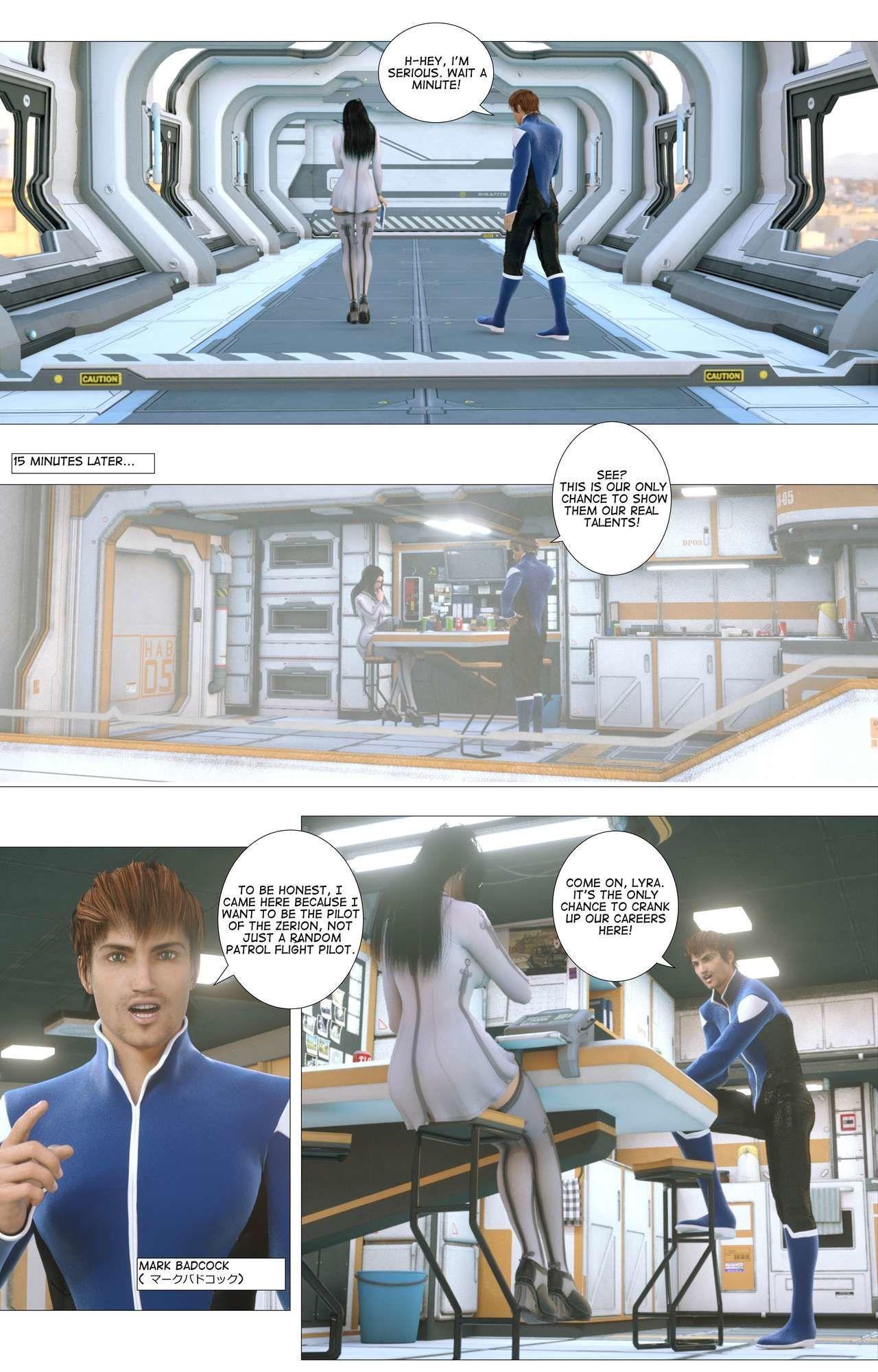 [G9MPcomics] Zerion - part 2
