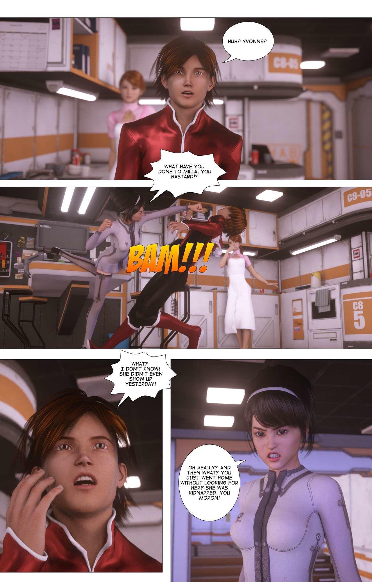 [G9MPcomics] Zerion - part 9