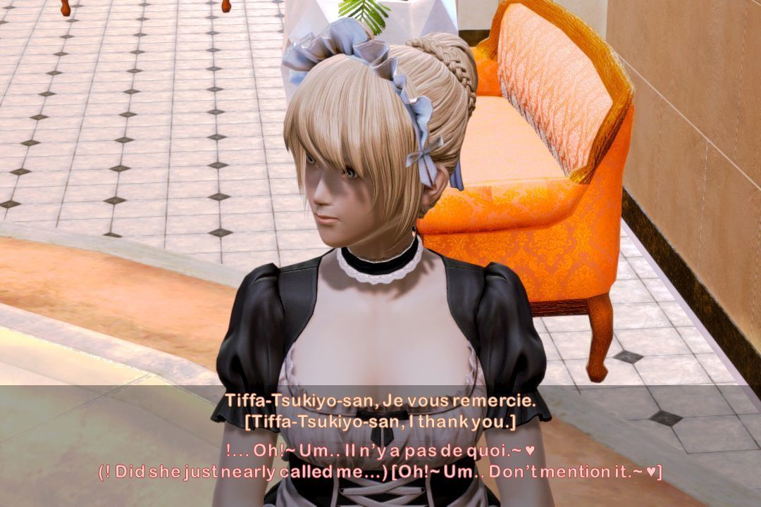 [Fallen_Knight] Honey Story Ch.2: Lucienne\'s Longing