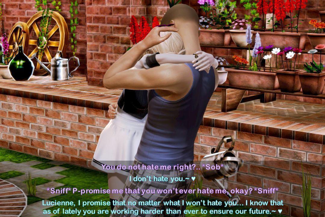 [Fallen_Knight] Honey Story Ch.2: Lucienne\'s Longing - part 2