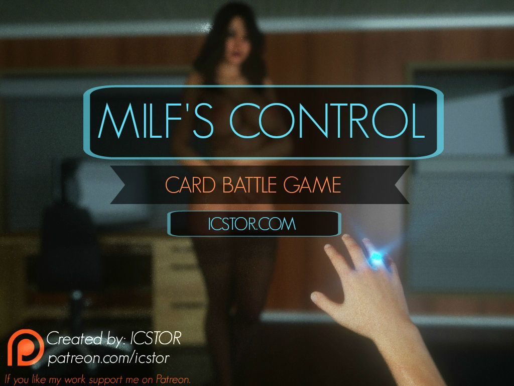 [ICSTOR] Milf\'s control - COMPLETE and Time-ordered