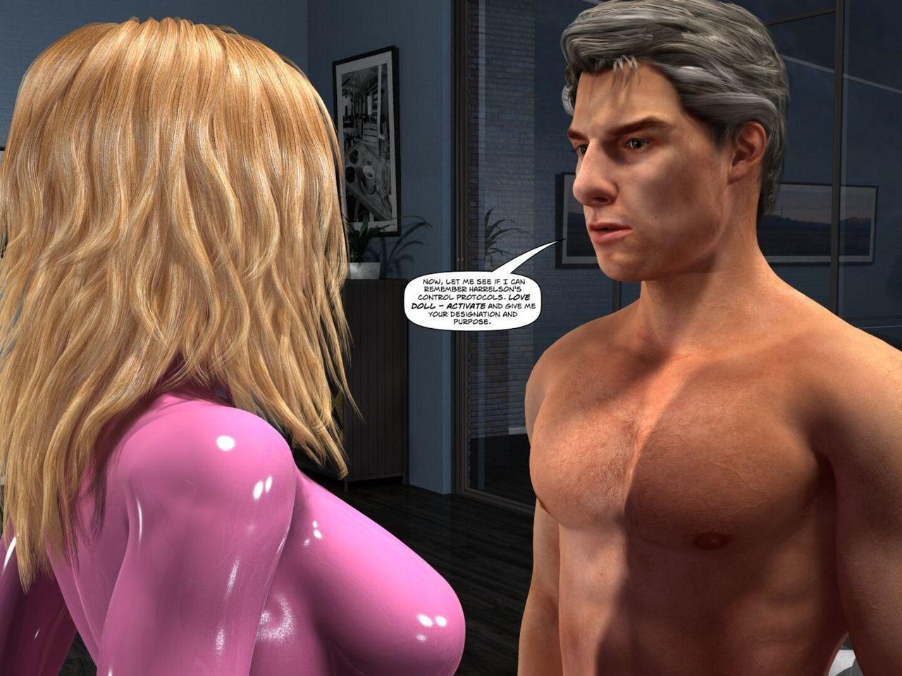 [Telsis] The Sex Toy - part 2