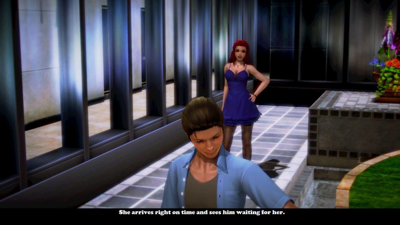 Clara\'s first date