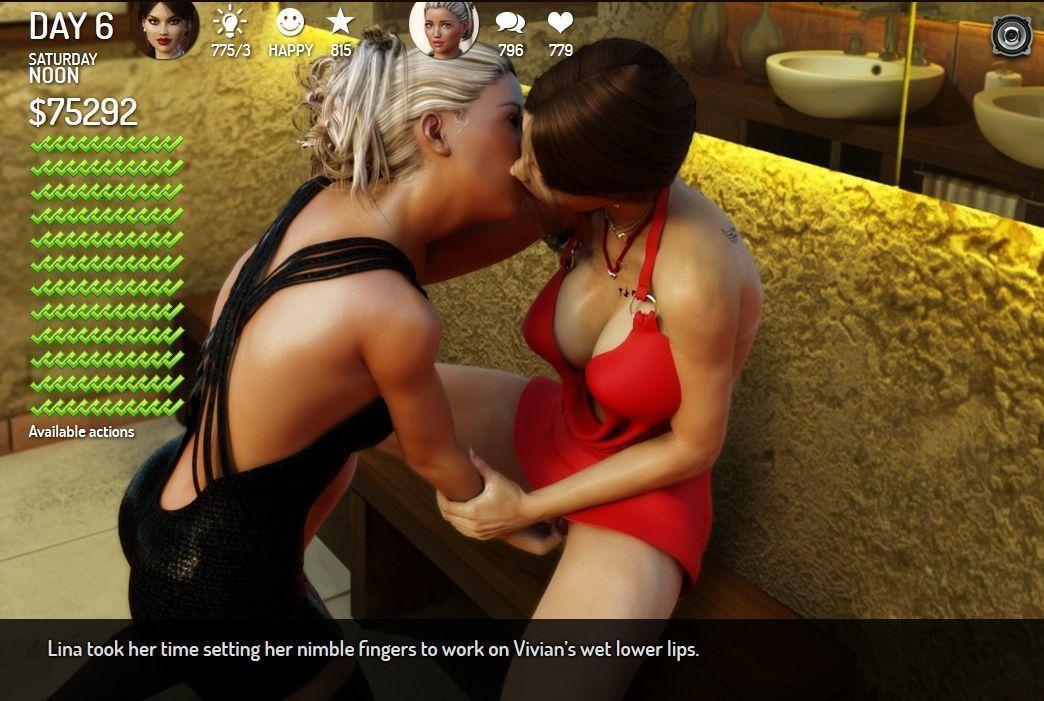[SexAndGlory] Rommates - Part 1 - part 3