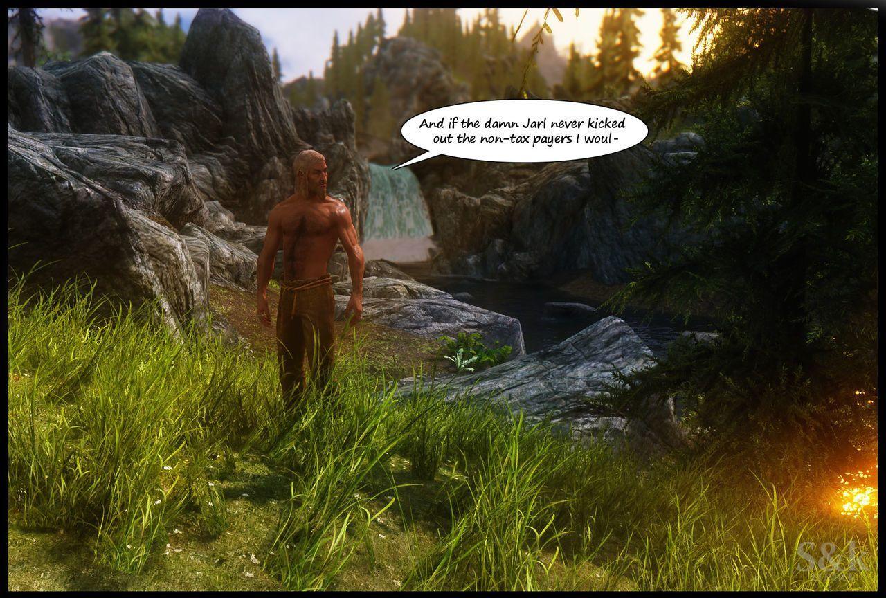 A Mother\'s Oath - Beggars can be choosers - SKcomics - part 2