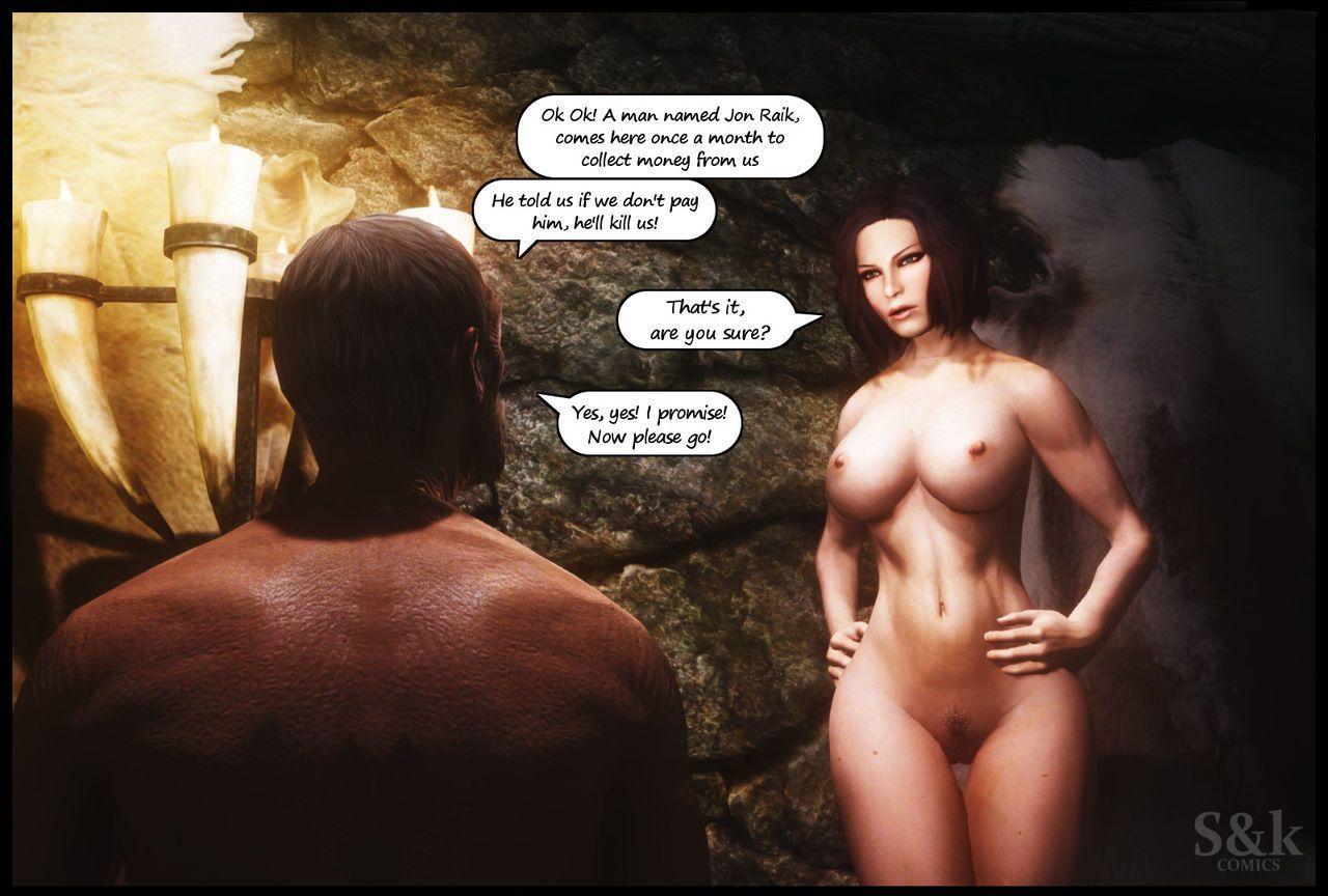 Khajitwoman Chapter 1 - SKcomics - part 7