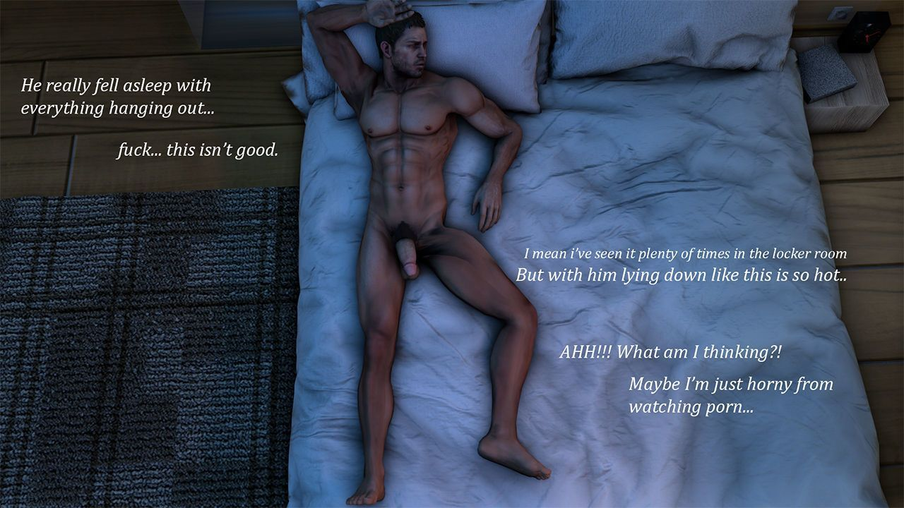 [Hyungry] Just Another Night (Resident Evil {Chris x Piers})
