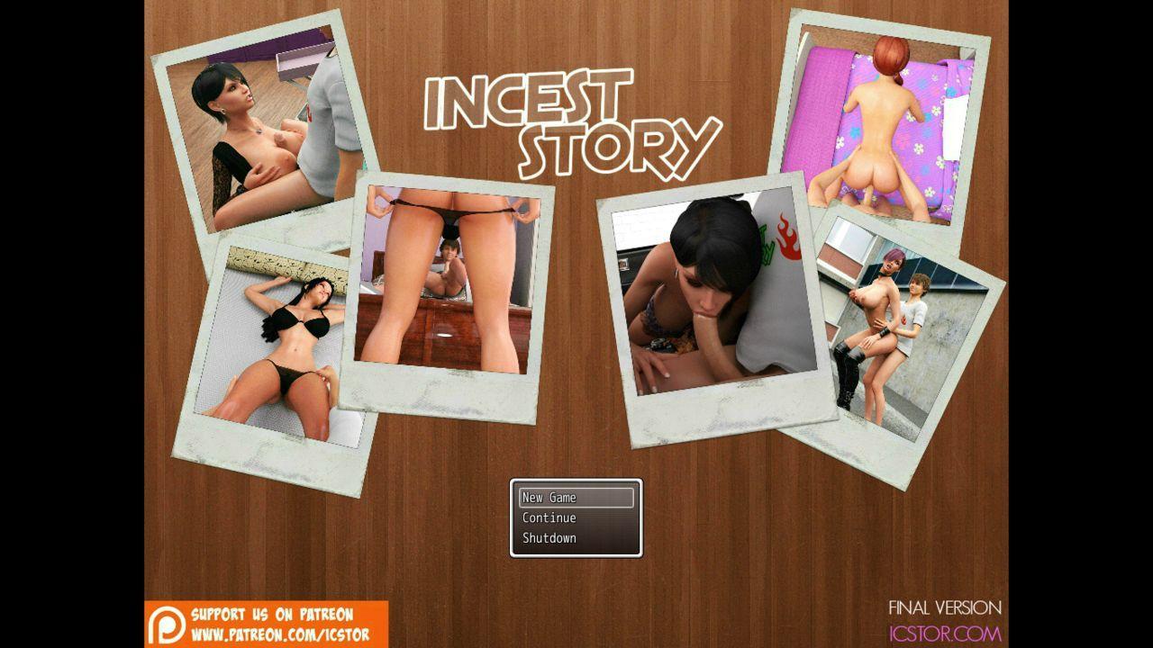 ICSTOR] Incest story - Sister