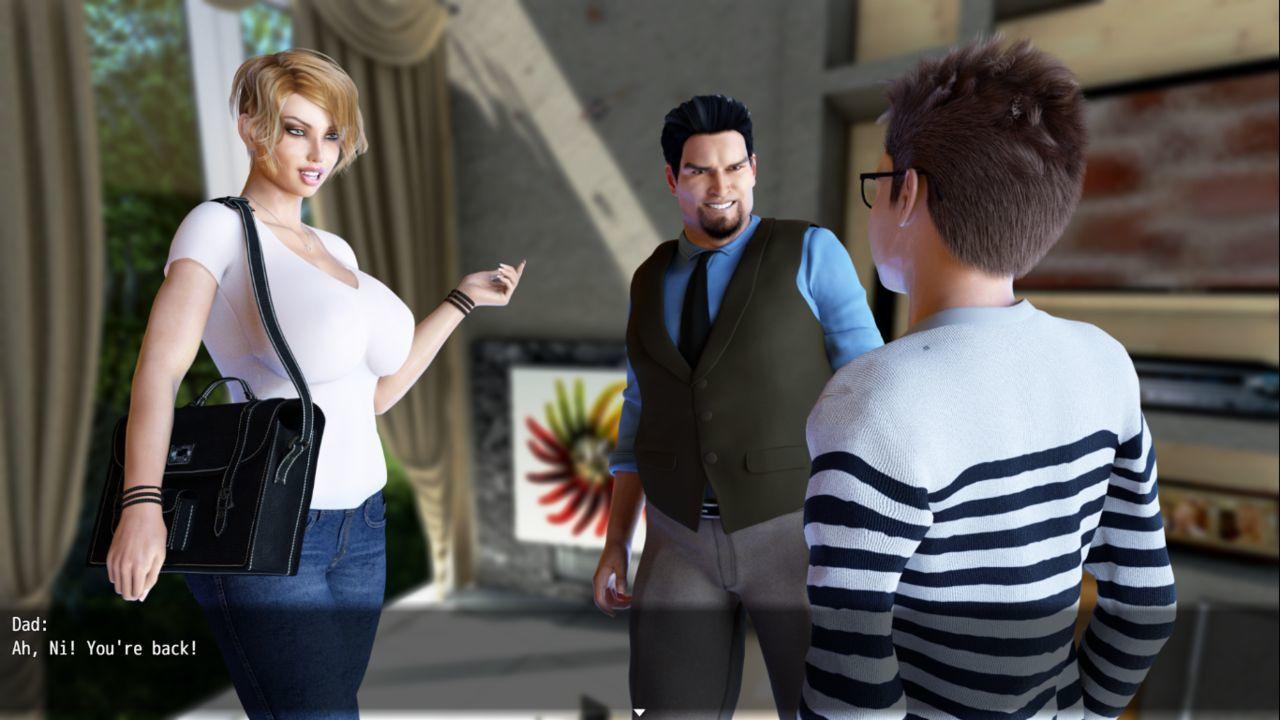 [ICSTOR] Milf\'s Villa - SalesWoman - Episode 1 - 3D Artist