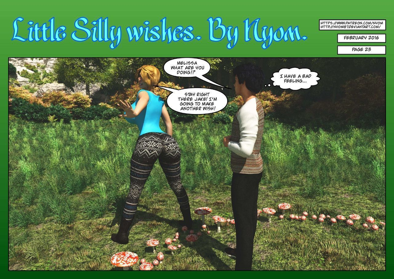 Nyom – Little Silly Wishes - part 2