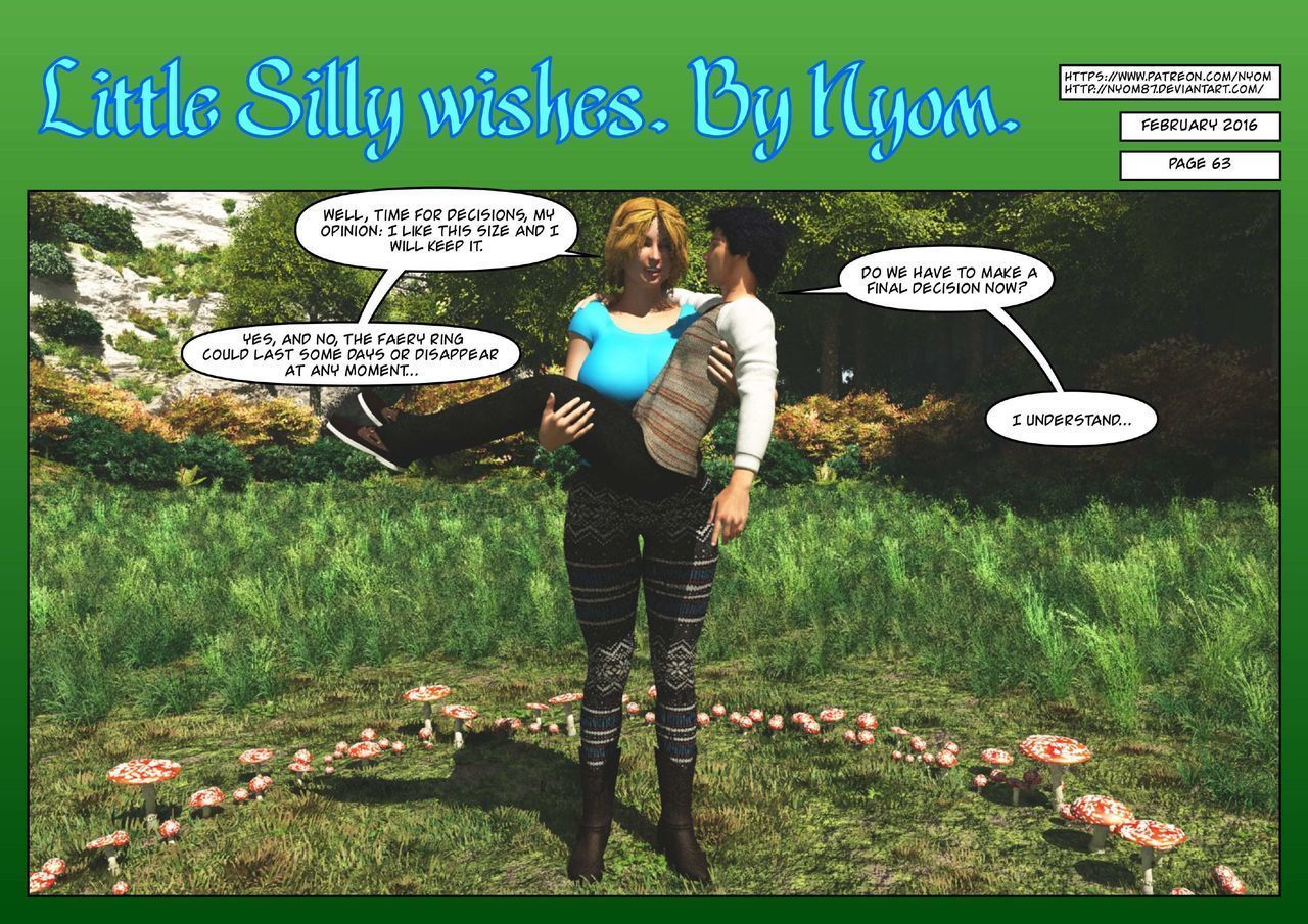 Nyom – Little Silly Wishes - part 4