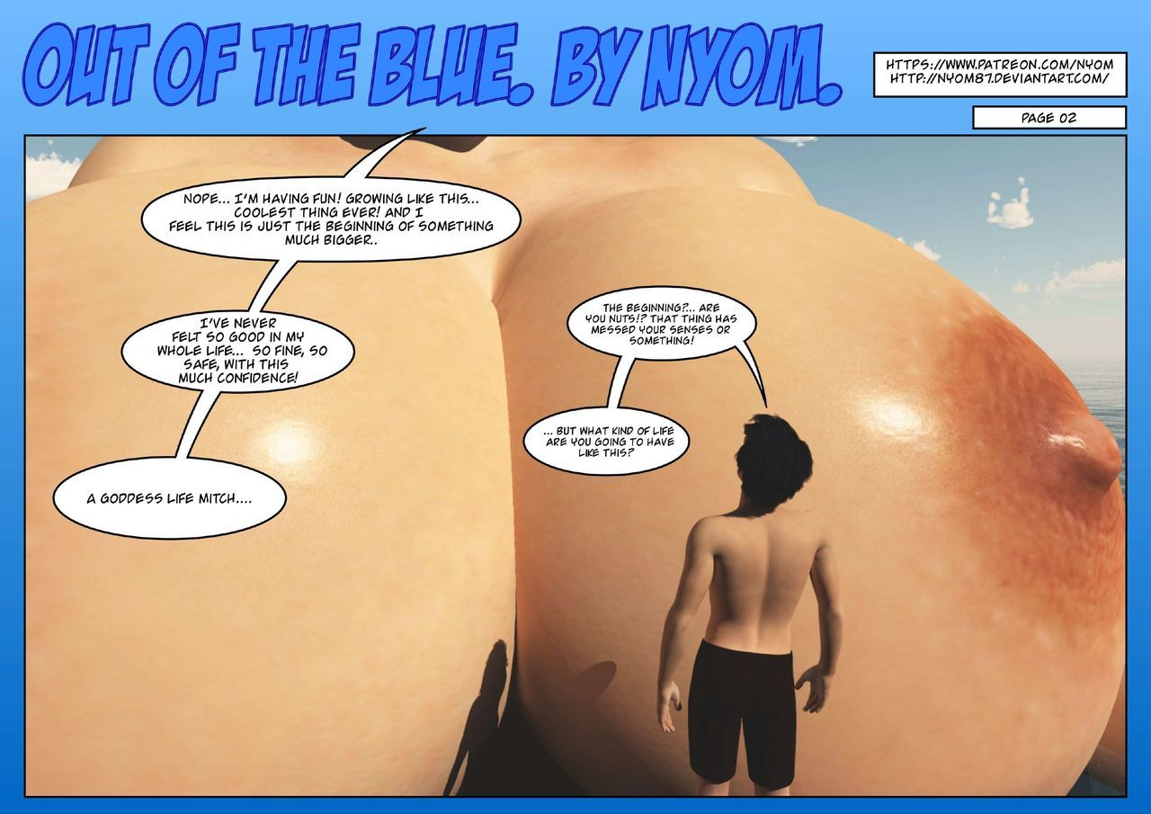 Nyom - Out of The Blue
