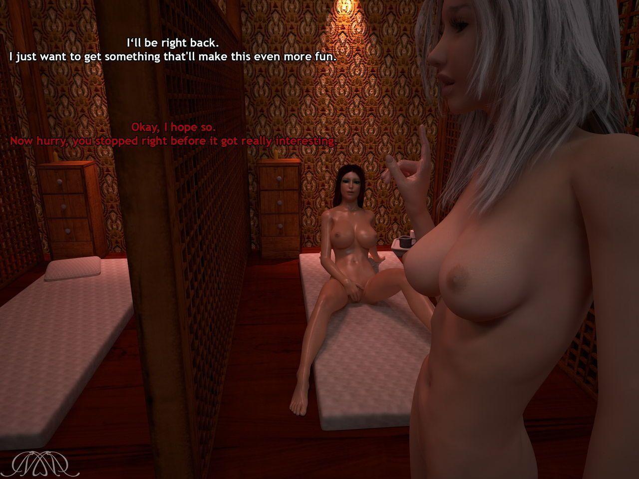 [Morfium] Afterwork Massage - part 2