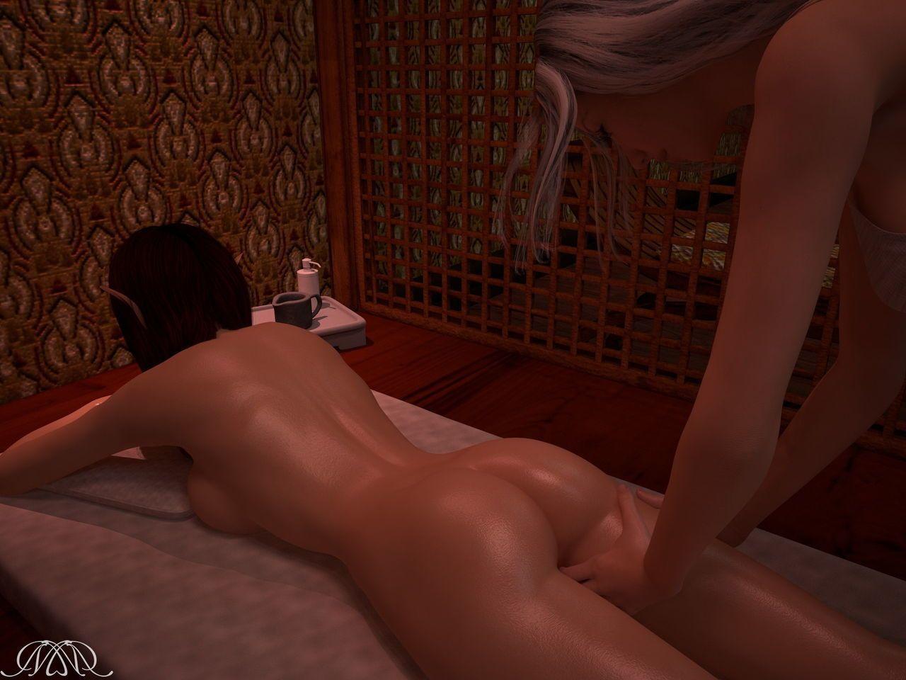 [Morfium] Afterwork Massage - part 6